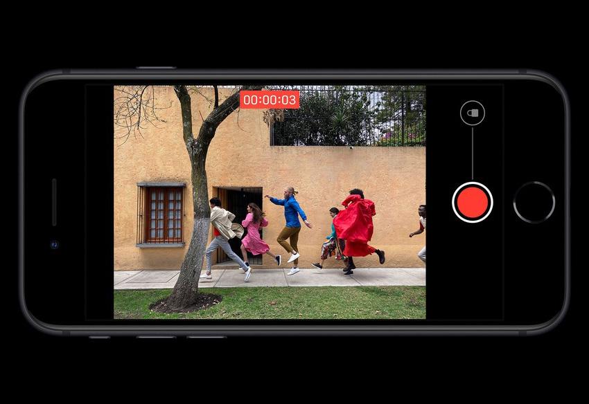 iOS 14 為 iPhone XR 和 XS 帶來了拍照「快錄」功能