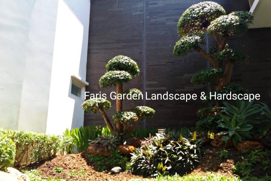 Tukang Taman Jombang Profesional - Jasa Pembuatan Taman di Jombang
