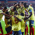 Colombia 4 - 0 Ecuador: Resultado, resumen y goles