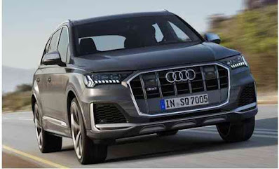 2021 Audi SQ7 first drive review