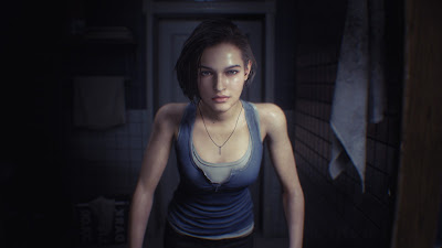 RESIDENT EVIL™ 3 MODERNIZES THE CLIMACTIC EVENTS OF RACCOON CITY IN APRIL 2020