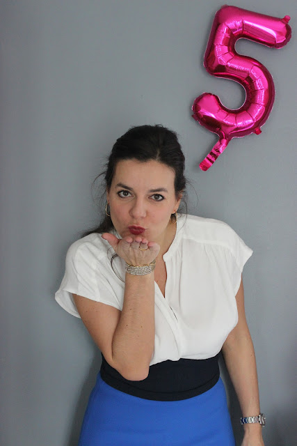 anniversaire de blog 5 ans