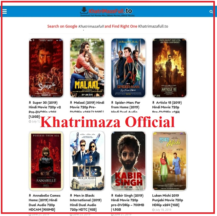 Bollywood Full HD Movie Download Online For free