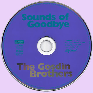 Gosdin Brothers Sounds Of Goodbye