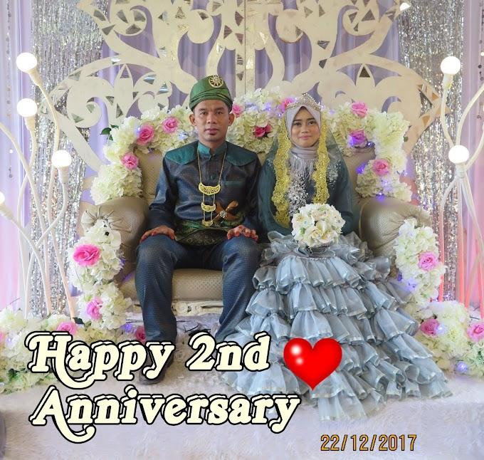 Happy 2nd Anniversary