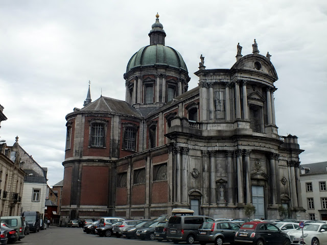 catedral de Namur