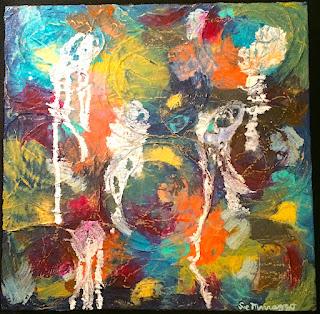 Sue Marrazzo Fine Art Bold And Fun Art