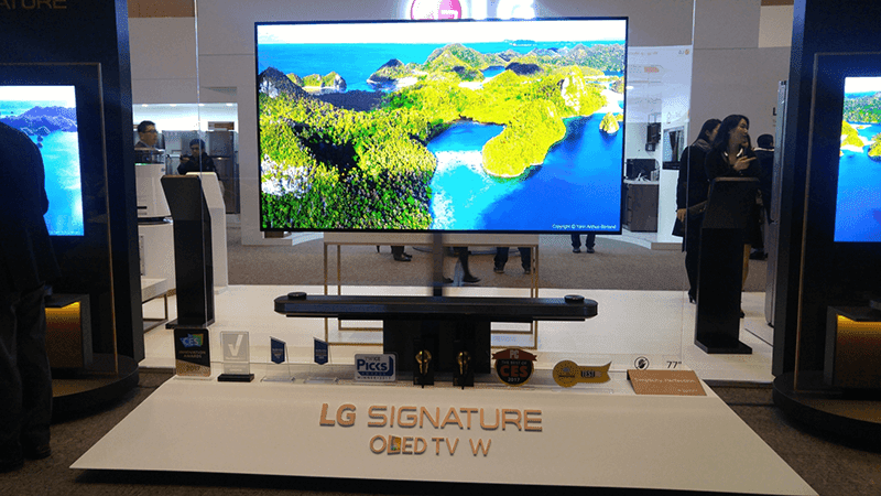 LG Showcased Premium 2017 TV Lineups At Innofest!