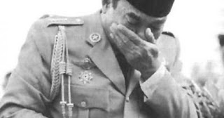 Tangis Soekarno