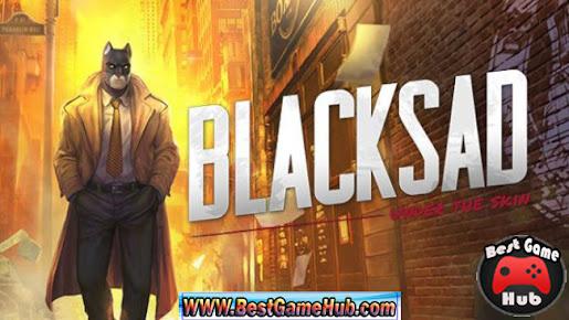 Blacksad Under The Skin Full Version PC Game Free Download