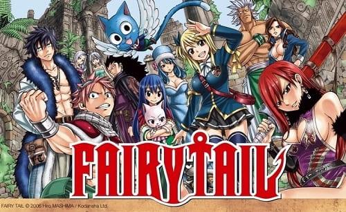 مشاهدة و تحميل أفلام وحلقات فيري تيل الخاصة Fairy tail مترجمة أون لاين