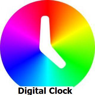 Digital Clock 4.5.1 (un reloj para tu escritorio PC)