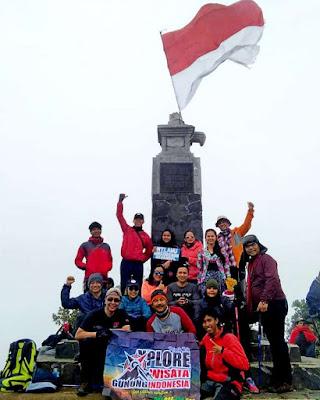 Paket Pendakian Gunung Lawu Jalur Pendakian Via Cemoro Sewu - Cemoro Kandang - Candi Cetho - Singolangu - Tambak / Tahura - Jogorogo