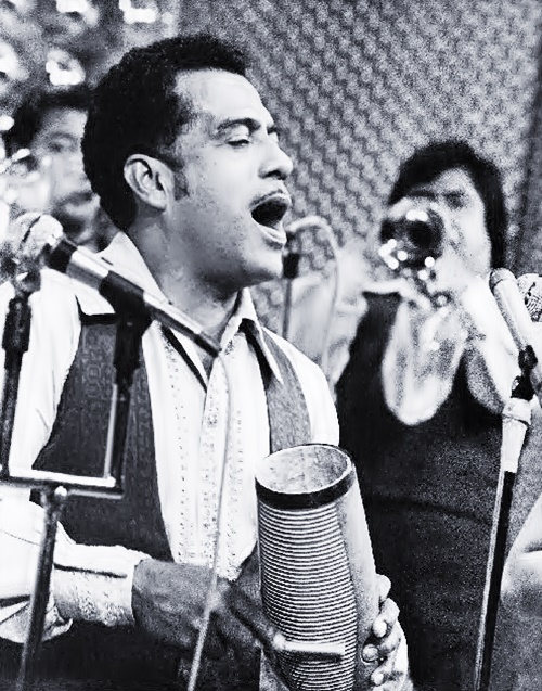 Lyrics de Emilio Dominguez & La Sonora Matancera