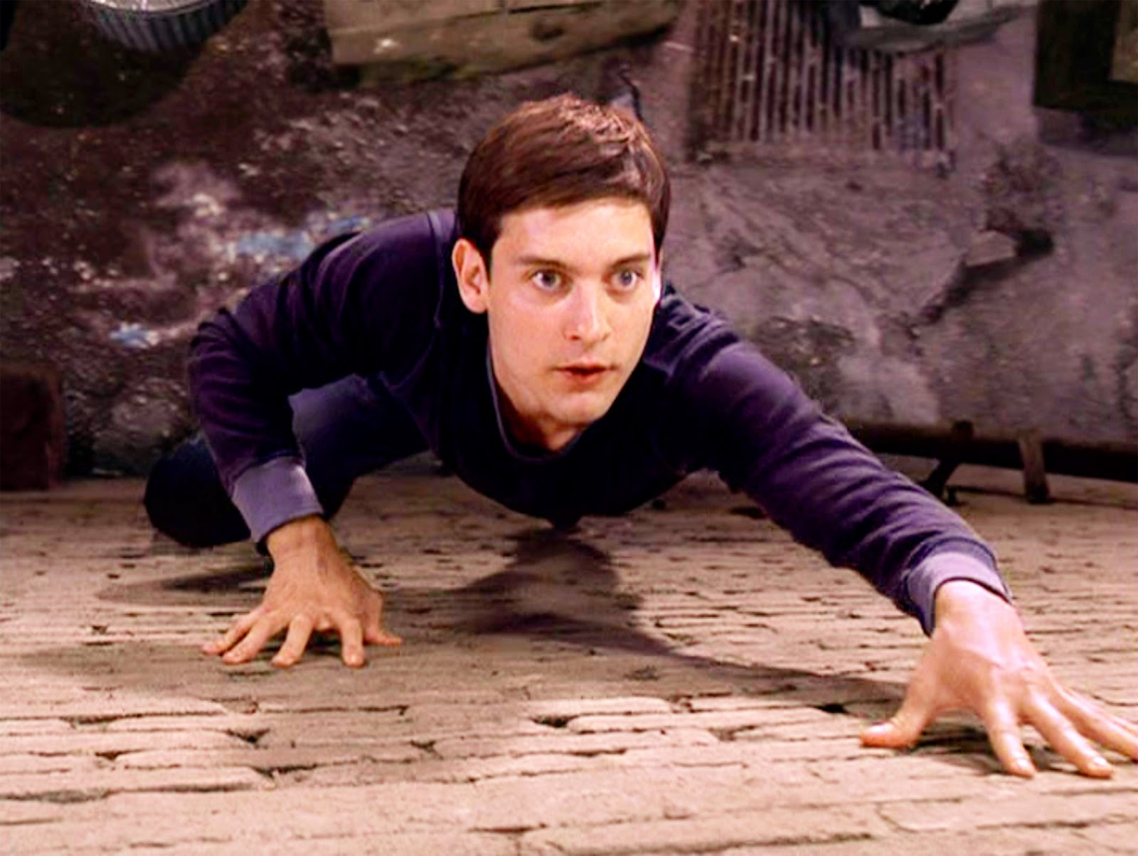 .: Spider-Man (page 3 ... Tobey Maguire