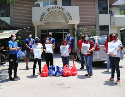 PLDT-Smart Foundation spearheads relief efforts in Pampanga