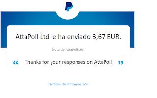ganar dinero con encuestas en español