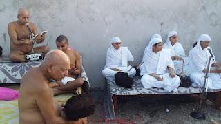 मुनिश्री 108 श्री पुकारसागरजी म. सा. की धार्मिक क्रिया के साथ समाधि कार्यक्रम संपन्न