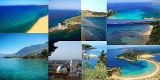 ΙΝΣΕΤΕ: Ο τουριστικός χάρτης της Πελοποννήσου