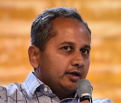 Nagraj Kashyap, Corporate Vice President, Microsoft Ventures