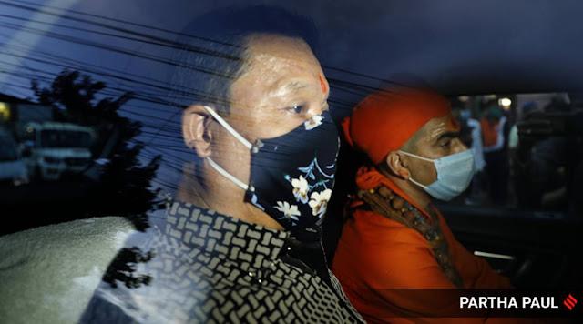 Bimal Gurung in Kolkata to join hands with Mamata Banerjee