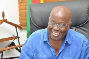 Akufo-Addo laughs off plagiarism gaffe