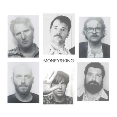 "Money & King - ""70's Psych Americana"" - hear ""Draw Me A Line"" from the ""There Are So Many Ways To Be Alone"" Album"