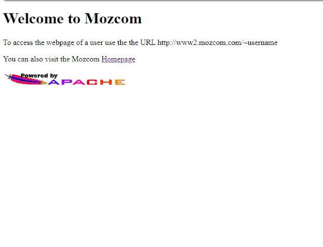 APEXS: mozcom-oct-17-1996