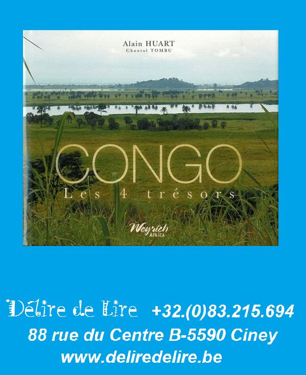 Congo- 4-tresors-Chantal-Tombu-Alain-Huart-Weyrich