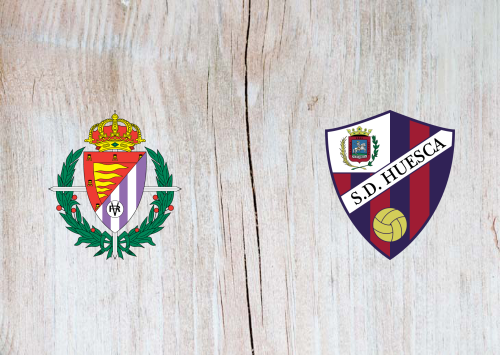 Real Valladolid vs Huesca -Highlights 29 January 2021