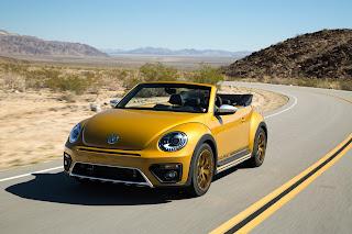 VW's Dune droptop is a peppy, cool-retro Beetle