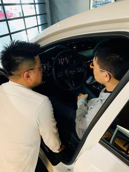四代Mazda3四門BOSE旗艦款-交車