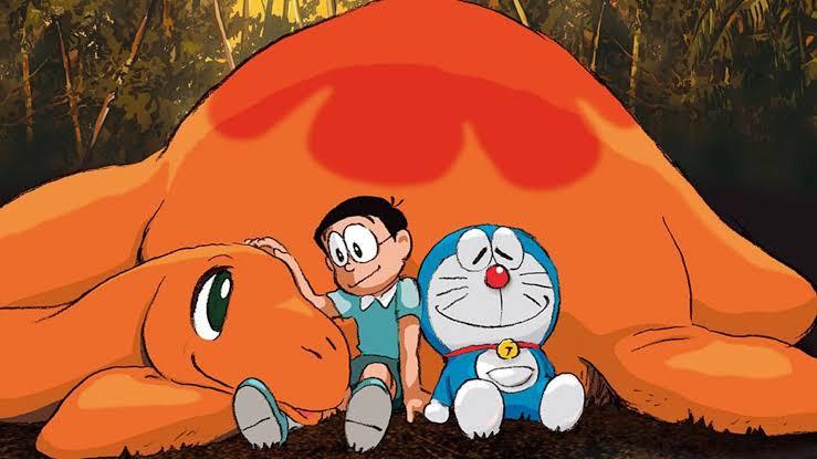 Doraemon The Movie Nobita's Dinosaur Images In HD