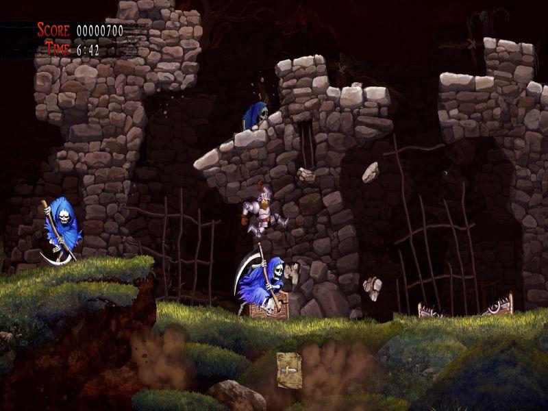 Ghosts 'n Goblins Resurrection Highly Compressed Free Download