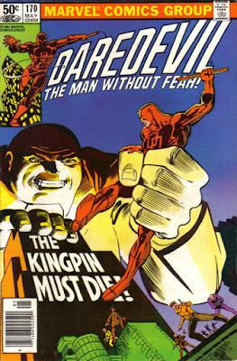 Darededevil #170, the Kingpin