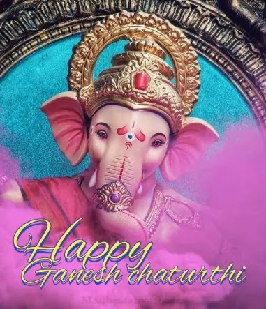 Happy Ganesh Chaturthi Photo Images Free Download | Ganesh Chaturthi Hindi Wishes
