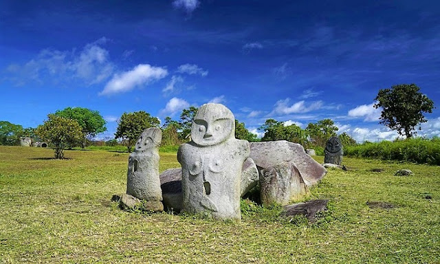 Situs Megalitikum Taman Nasional Lore Lindu, Sulawesi Tengah