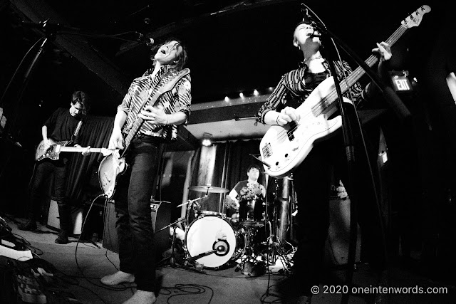 The Effens at The Monarch Tavern on March 11, 2020 Photo by John Ordean at One In Ten Words oneintenwords.com toronto indie alternative live music blog concert photography pictures photos nikon d750 camera yyz photographer
