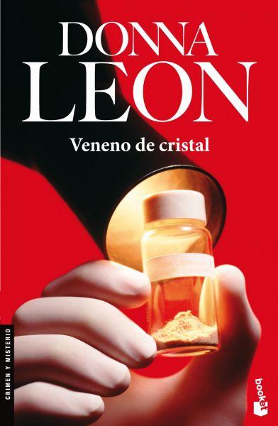 Veneno de cristal, Donna Leon