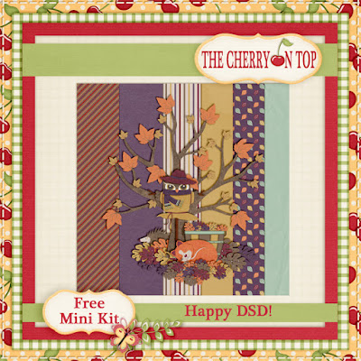 Free Fall Mini from The Cherry On Top