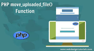 PHP move_uploaded_file() Function