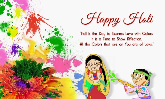 Happy Holi Whatsapp Status in English