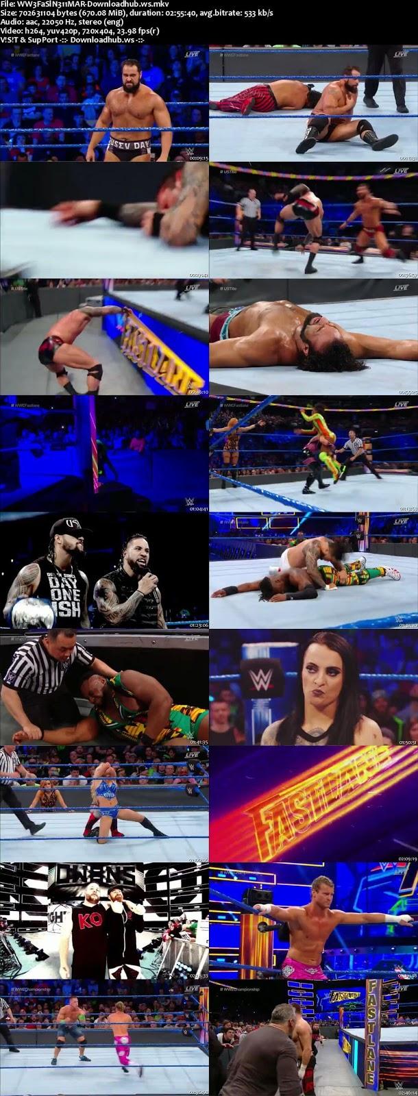 WWE Fastlane 11 March 2018  WEBRip Download