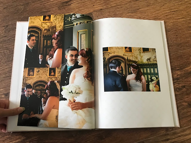 wedding photobook