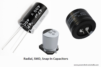 Radial SMD Snap-In Capacitor Lifespan