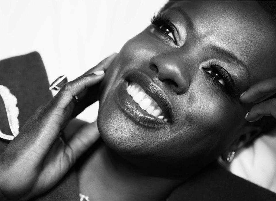 Afrolistas and the City™: Actress Viola Davis for InStyle ...