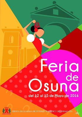 Feria de Osuna 2016 - José Manuel Domínguez Gordillo