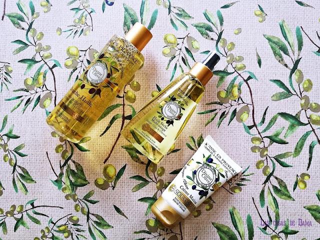 Estuche Navidad Divine Olive Jeanne en Provence regalos corporal fragancias belleza beauty