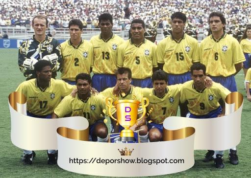 A 8 días del inicio del Mundial Rusia 2018: Recuerdos mundialistas, en 1994 Brasil cumple otra vez su sueño americano.