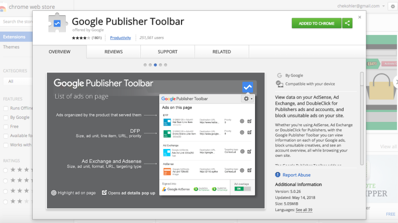 Top 5 Best Free Tools for Blogger ( Chrome Extension )